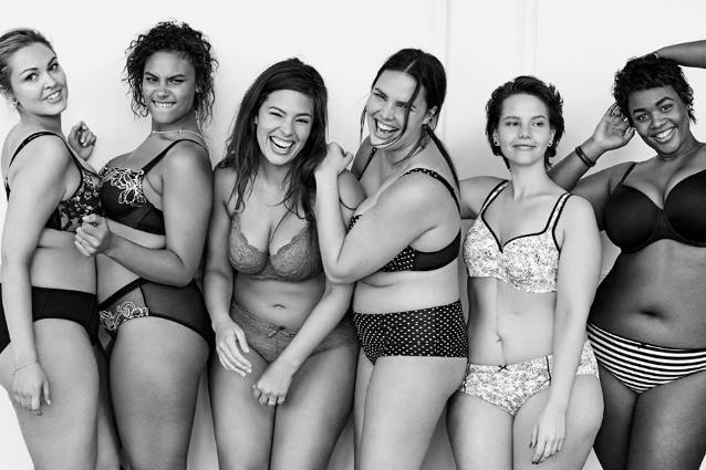 Curvy non è Obesa : Abbiamo davvero bisogno di esempi extralarge ?  #orgogliosamenteNOI