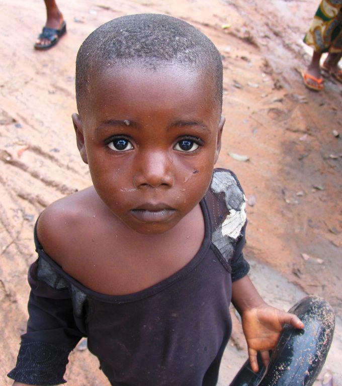 Avreste il coraggio di dire alla mamma di questo bambino che i vaccini fannomale?