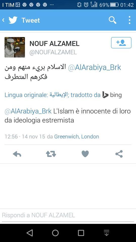 Quei meravigliosi Tweet dei giovani arabi che rispondono ai simpatizzantidell'Isis