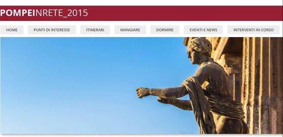 Pompeinrete.it: Due parole al web master del sito istituzionale diPompei