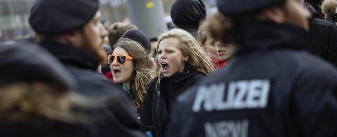 A Colonia si è consumato un attentato sessista altro chemolestie